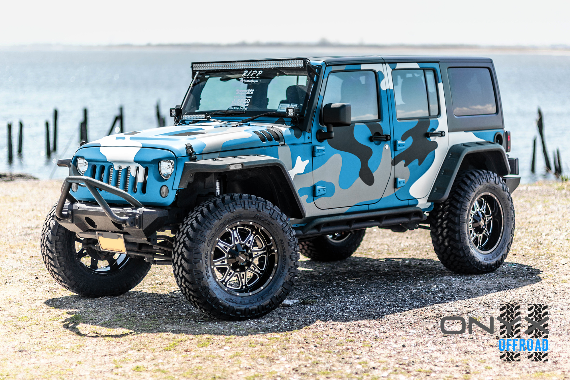 Jeep Wrangler OR 94