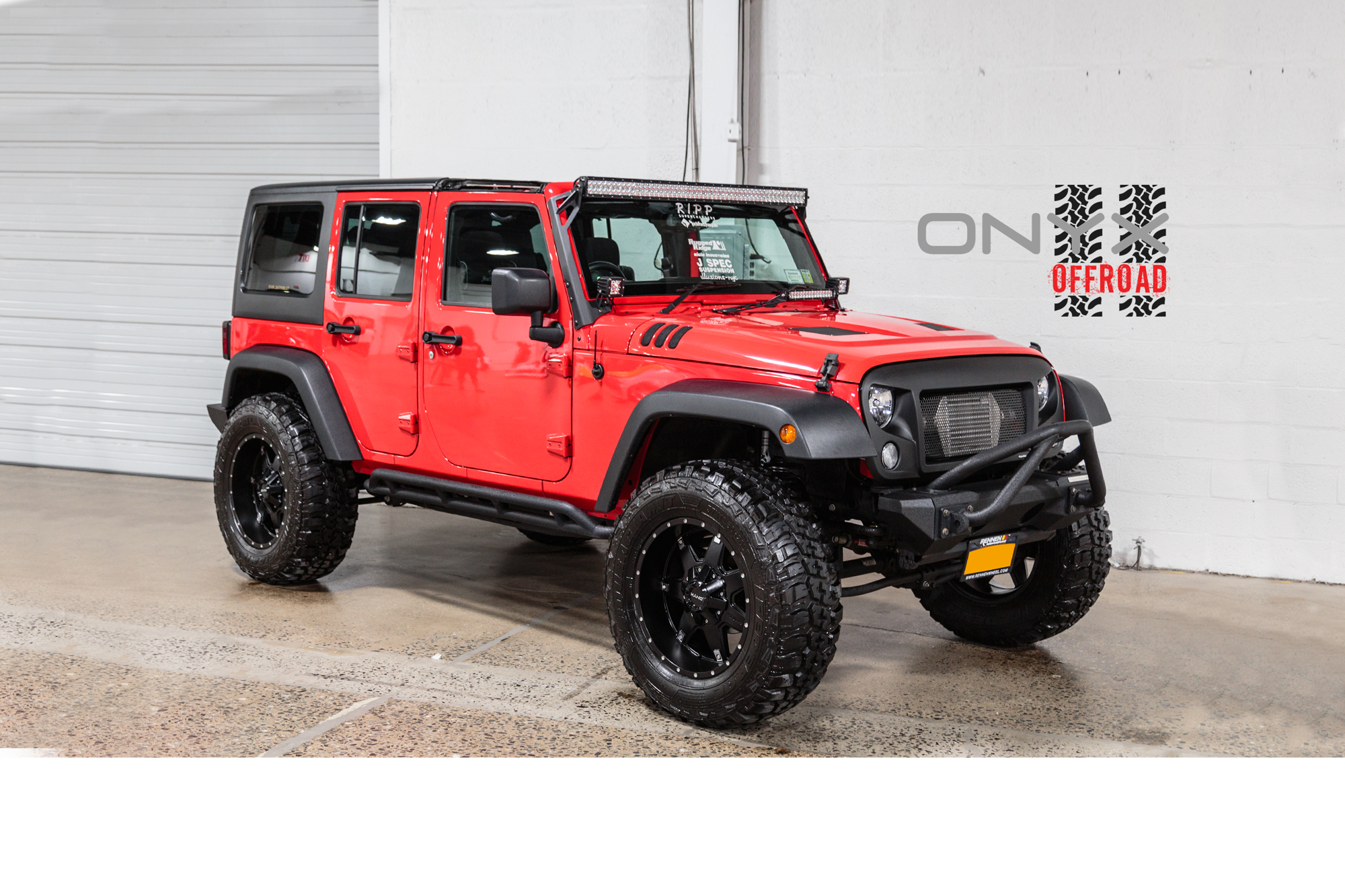 Jeep Wrangler OR 96