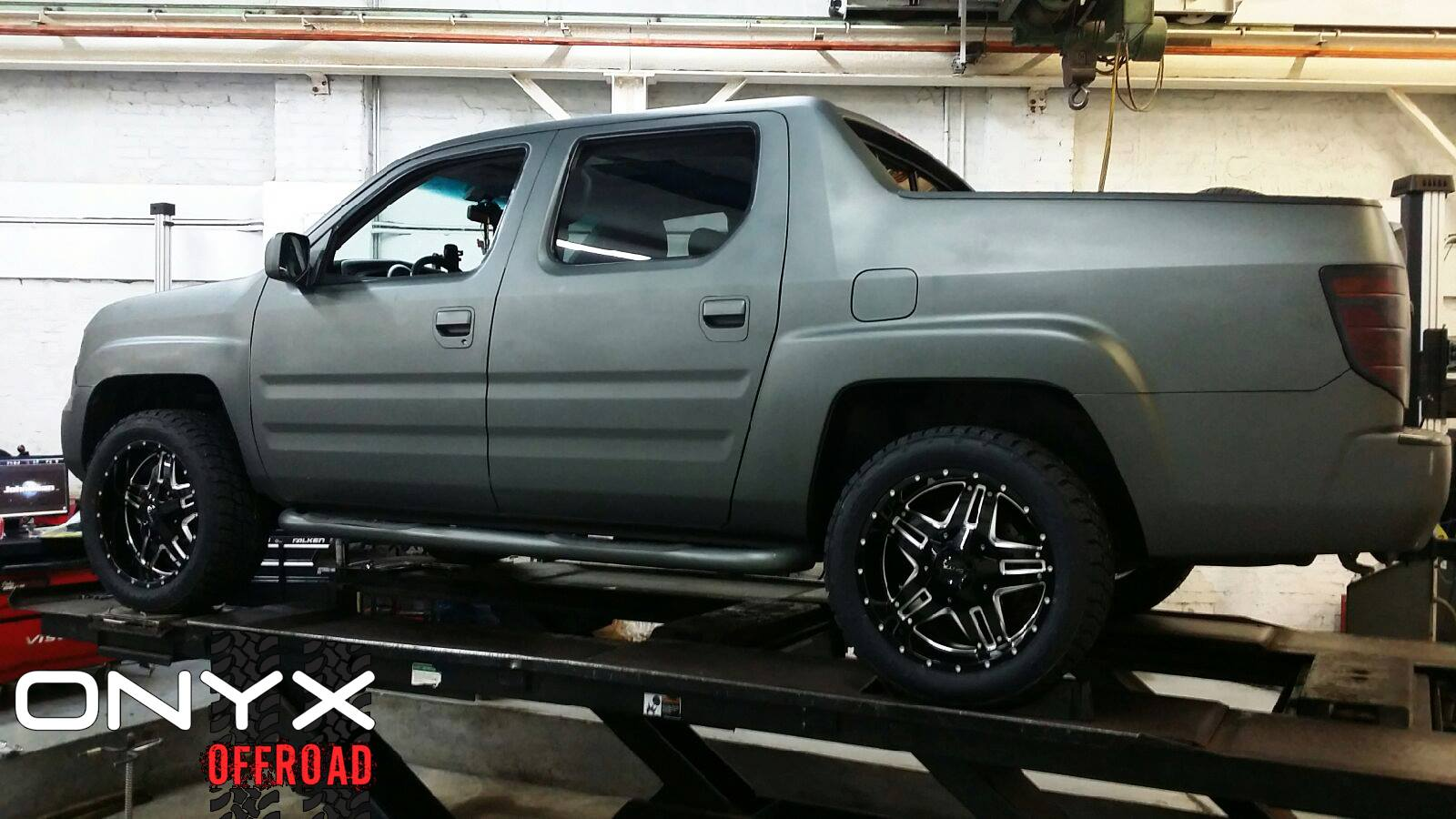 Image Result For Honda Ridgeline Lifted Images